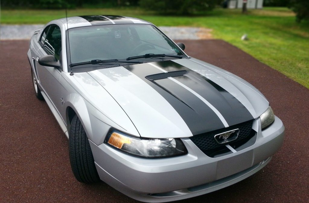 Mustang GT Style Stripes